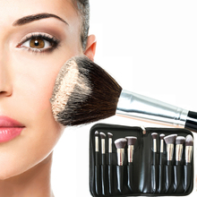 5 Big Small Makeup Brushes Set For Foundation Powder Blush Eyeshadow Concealer Lip Eye Make Up Brush Cosmetics Beauty Tools