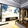 Custom 3D Print DIY Fabric Textile Wallcoverings For Walls Cloth Wallpaper Matt Silk For Living Room