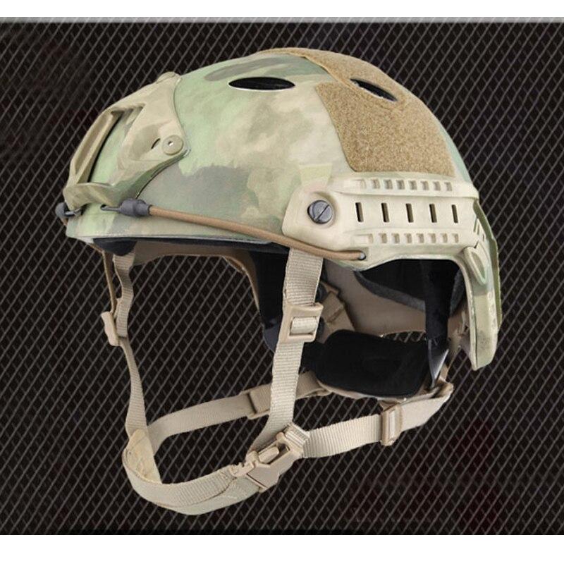 Высокое качество EmersonGear быстрый шлем PJ Тип Спорт безопасность военный airsoft шлем бесплатная доставка
