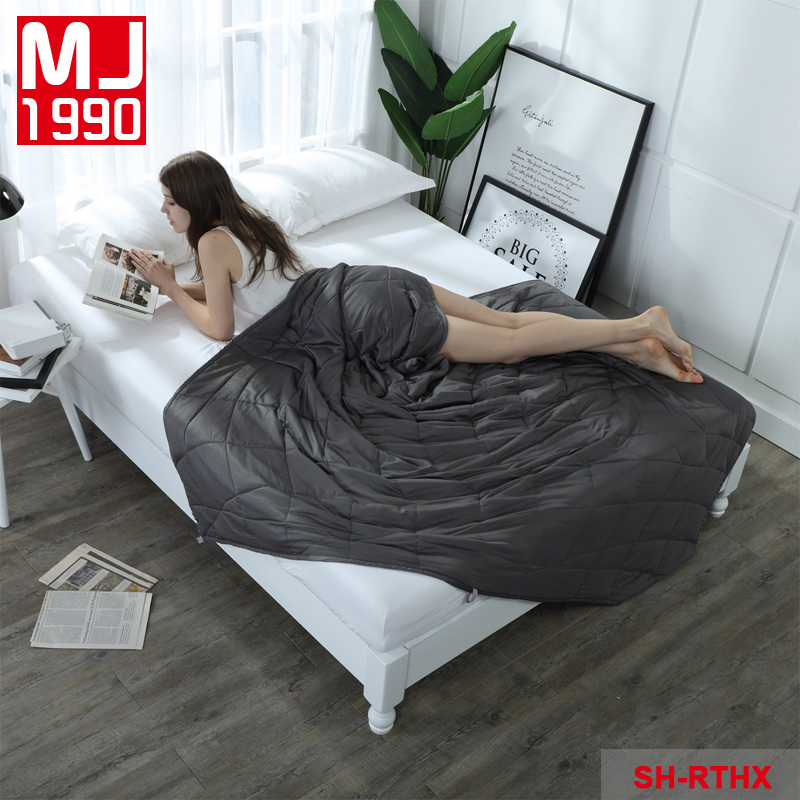 New Product United States Weighted Blanket Sleep Decompression Promote Deep Sleep Siesta Blanket  High Quality Gravity QuiltNew Product United States Weighted Blanket Sleep Decompression Promote Deep Sleep Siesta Blanket  High Quality Gravity Quilt