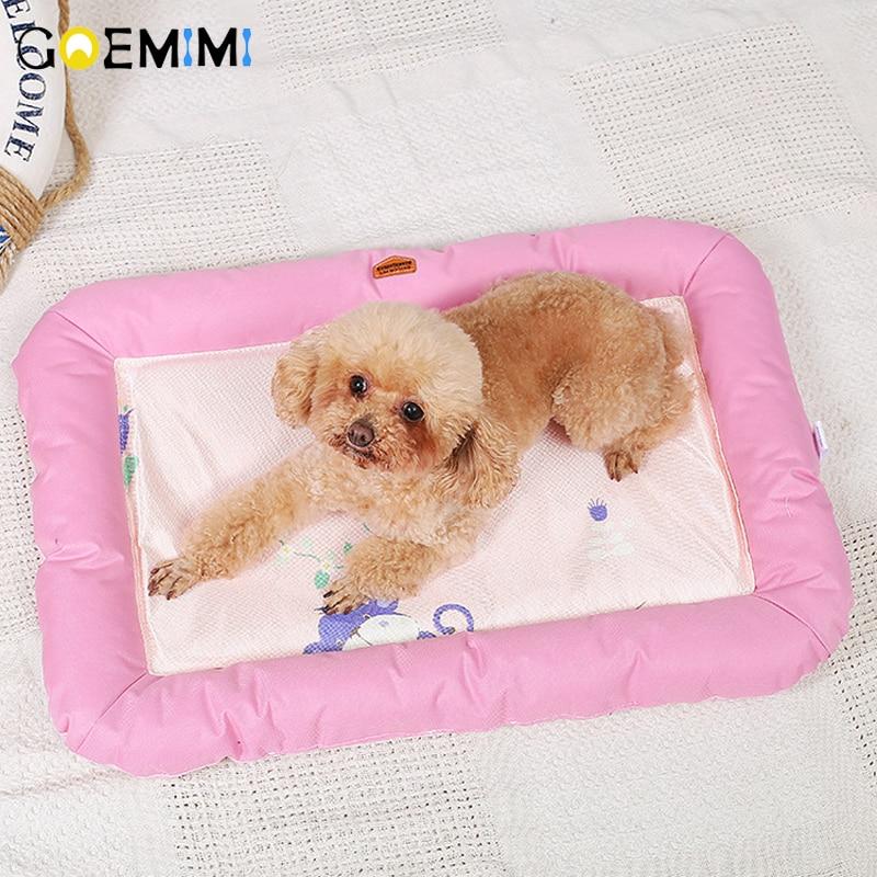 Dog Summer Mat Breathable Pet Puppy