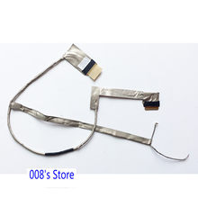 New LCD Cable For Lenovo B580 B585 B590 B595 50.4TE09.001 50.4TE09.013 Screen LVDS Flex Video Laptop Display Connector(China)