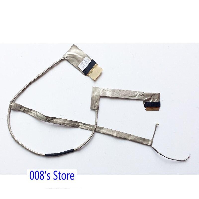 New LCD Cable For Lenovo B580 B585 B590 B595 V580 V585 V590 V595 50.4TE09.001 50.4TE09.013 50.4TE11.021 Screen LVDS Flex Display
