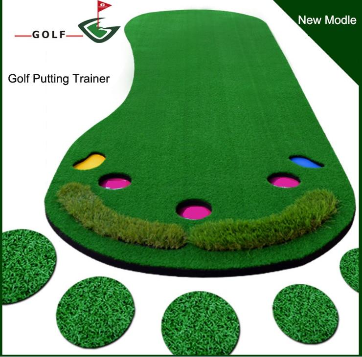 High Quality Mini Golf Putting Green Carpet Trainer