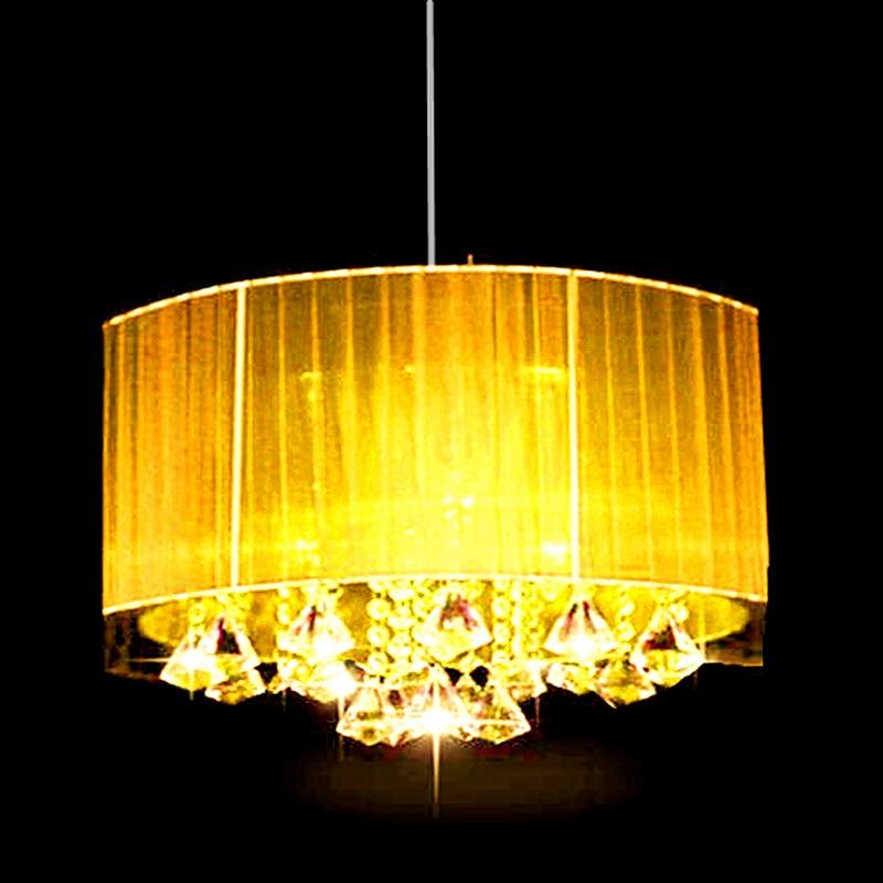 Moderna preprosta moda Ovalna dnevna soba vodila svetleč strop Luči - Notranja razsvetljava - Fotografija 5