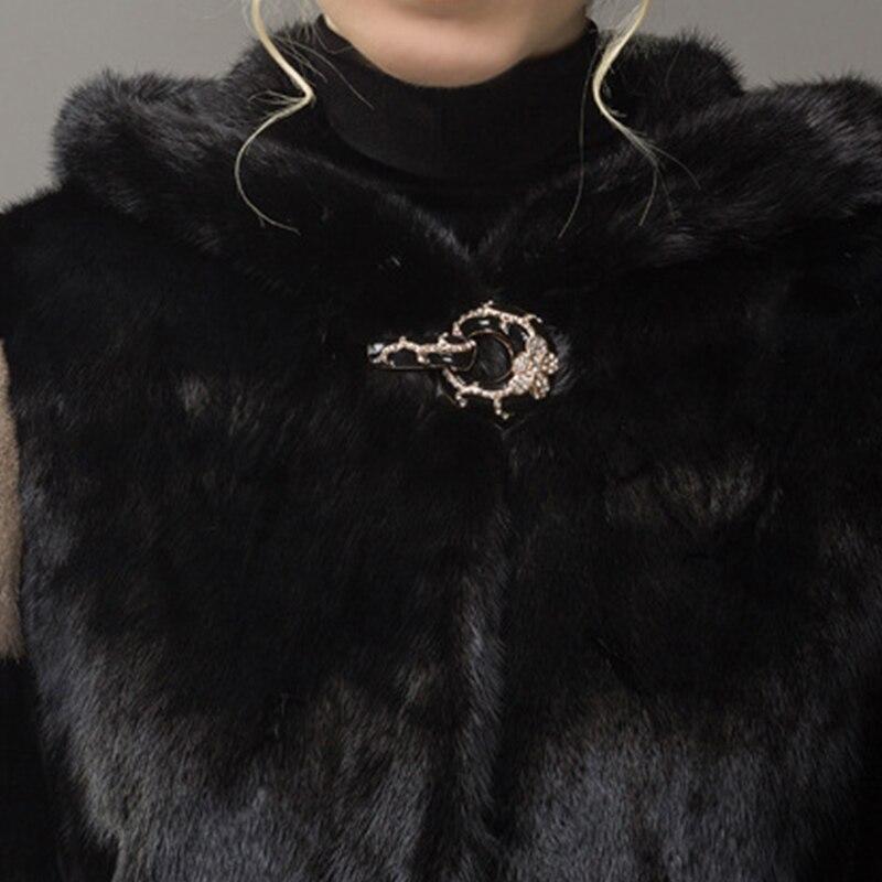 LVCHI Παλτό παλτό δέρματος από δέρμα - Γυναικείος ρουχισμός - Φωτογραφία 6