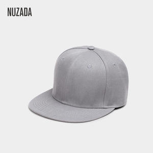 415820e43d1 NUZADA Hats Baseball Caps Snapback Solid Cotton Bone Style