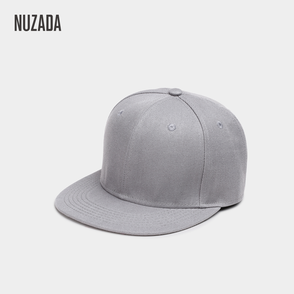 Brand NUZADA Hats Men Women Baseball Caps Snapback Solid Colors Cotton Bone European Style Classic Fashion Trend