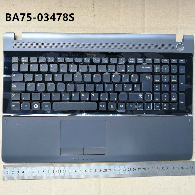 New for ASUS X550 X550C X550CA X550CC X550CL X550J FR French Keyboard Palmrest