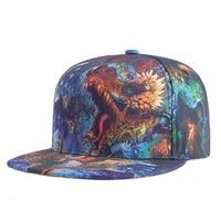 a3f1c6e3a09 print Snapback Baseball Caps for Men s Women s cap with straight visor caps  Male Hip hop gorras