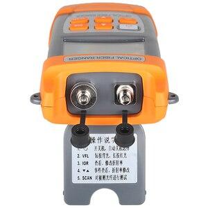 Image 2 - Détecteur dobstacle de câble de Fiber optique de Ranger de Fiber optique dotdr 60 km tenu dans la main de COMPTYCO AUA328 testeur de point darrêt de Fiber de 1550nm