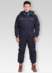 Commerci all'ingrosso Caldo di Inverno Giacca di Cotone Tuta di Sicurezza Mens Abbigliamento Da Lavoro Abiti da Lavoro di Grande Formato Set Abbigliamento Tute Uomini