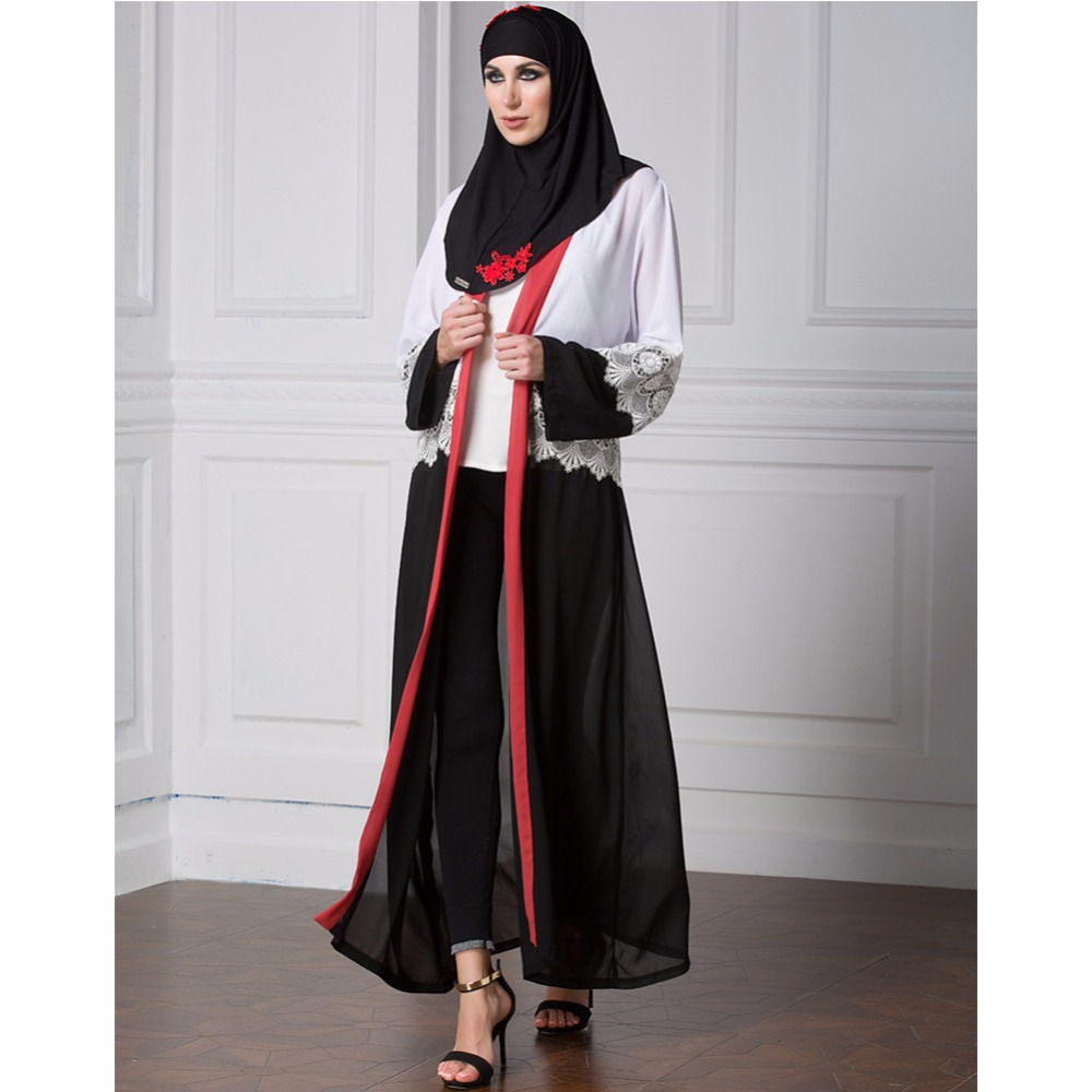 Großzügig Abaya Partykleid Galerie - Brautkleider Ideen ...