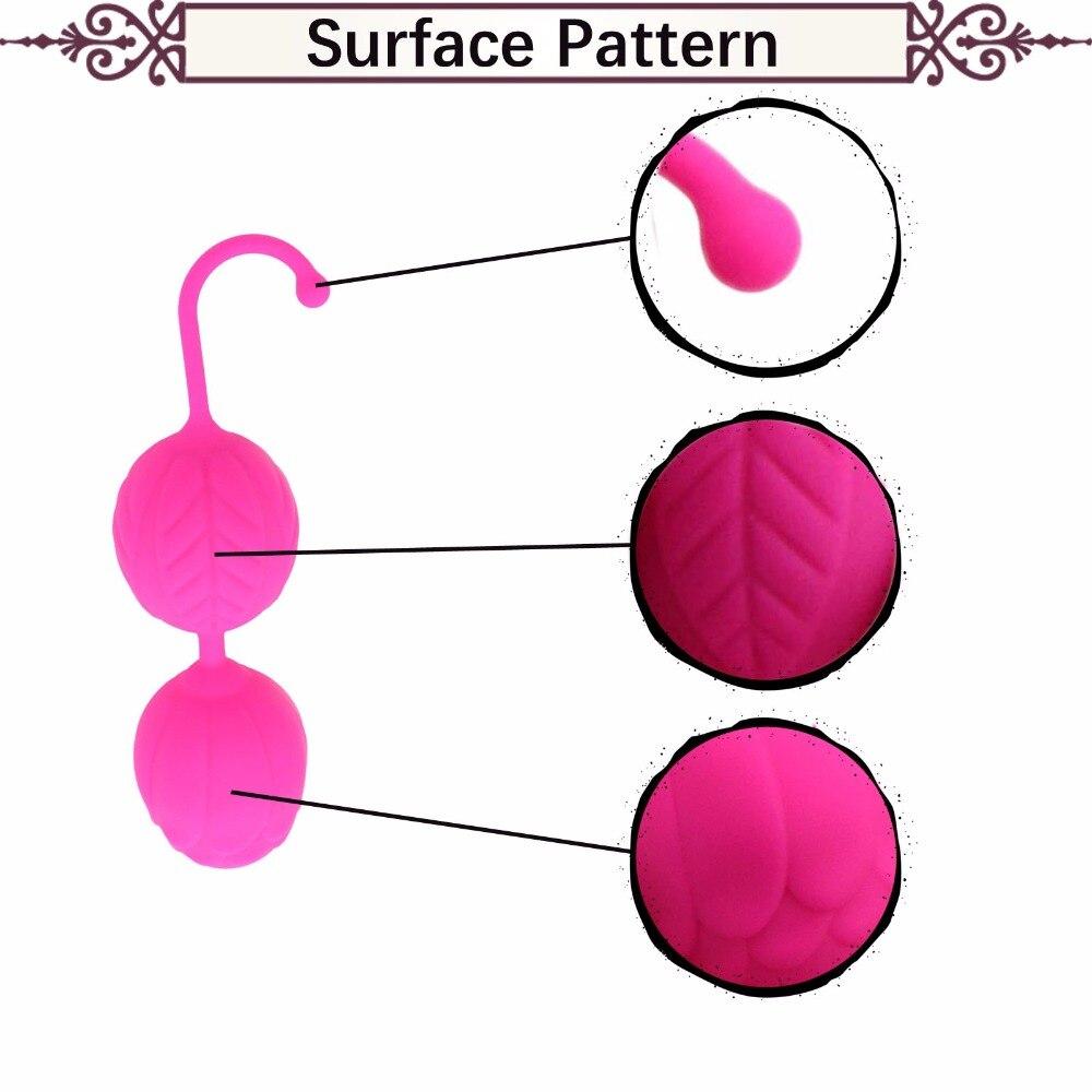 Serrer les boules de Kegel vibrateurs de vagin pour les femmes Bolas boule vaginale vibrateur jouets sexuels pour femme jouets pour adultes Sex Machine Shop 3