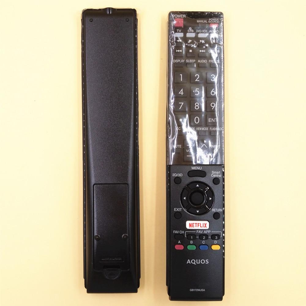 ghdonat.com Electronics TV Accessories & Parts Sharp RRMCGB172WJSA ...