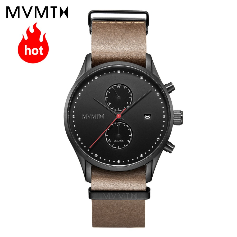 MVMT watch | Official Authorized Genuine European and American trend fashion students men's male watch waterproof quartz watch