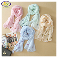 1PC 180*100CM 2016 Autumn New Design Cotton Women Big Size Long Scarf  Woman New Design Cotton Shawls Pashminas