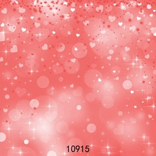 SHENGYONGBAO  Art Cloth Custom Photography Backdrops Prop Valentines day Theme Background 10915