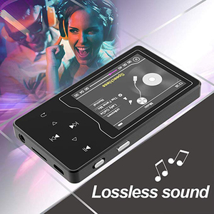 Image 4 - Bluetooth MP3 Player Video Ultra thin Touch Screen MP3 Can Watch Nove Movies  English MP3 Player Music Walkman MP3 Fm Radio