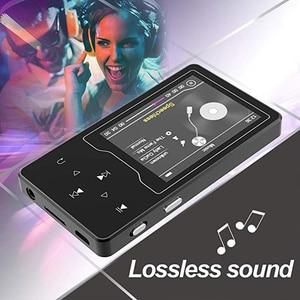 Image 4 - Bluetooth MP3 oyuncu Video Ultra ince dokunmatik ekran MP3 izleyebilirsiniz nova filmler İngilizce MP3 çalar müzik Walkman MP3 fm radyo