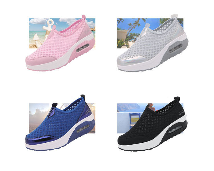 RS 442-2018 New Sneakers Shoes Woman-2