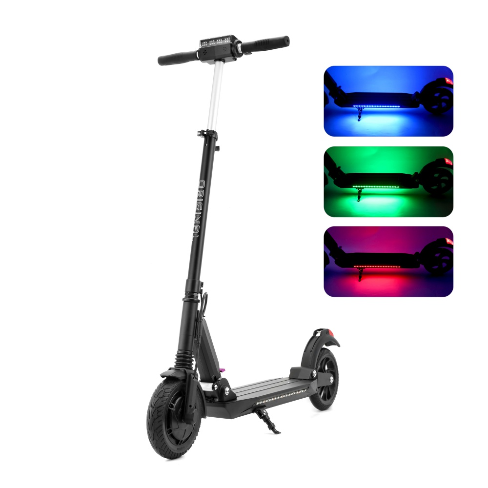 IScooter Scooter électrique Smart E Scooter planche à roulettes Mini pliable Hoverboard Patinete Electrico adulte 40 km batterie avec App