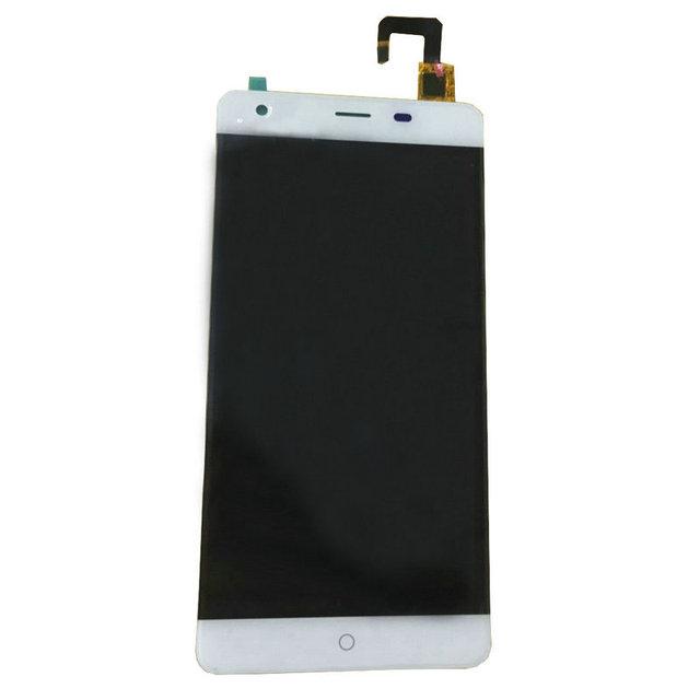 Poder Poder estoque Ulefone Originais tela Sensível Ao Toque para Ulefone Octa Core 5.5 Polegada FHD touch panel Digitador Assembléia