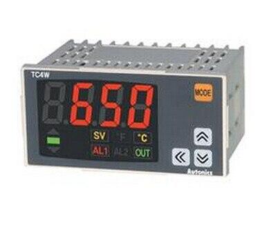 New and original TC4W-14R AUTONICS 100-240VAC RELAY+SSR OUT Temperature controller