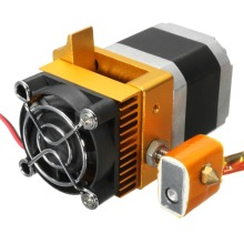 MK8 Extruder 0.4mm Full Metal Nozzle Print Head For 3D Printer Prusa i3 FREE SHIPPING