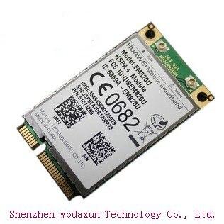 Huawei Em820u 3g Wwan беспроводной Pci-e модем 3g usb модем wcdma edge Hspda 21,6 m сеть 2g/3g Lan Карта 820u модель высокоскоростная