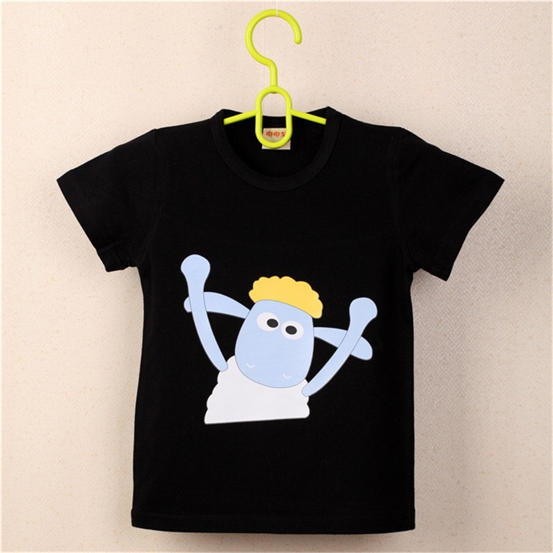 FHADST-Summer-New-Baby-0-2-year-Boys-White-Cool-T-shirt-Short-Sleeve-100-Cotton-Casual-tees-Kids-Clothes-Character-Cute-monkey-3