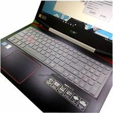 Para Acer predator helios 300 VX5-591G 3 Pro VN7-793G VN7 593G 793G 15,6 cubierta de teclado de pulgadas ordenador portátil Protector de la piel