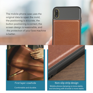 Image 3 - APEXEL 17 millimetri Filo Lenti Cassa Del Telefono Professionale Per Il Mobile In Lega di Alluminio + Cassa di Cuoio Del Telefono per il iPhone Samsung Huawei xiaomi