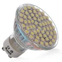 5PCS GU10 3W 400Lm SMD 3528 LED Spot Bulb warm white/white LED Globe Bulbs 220V-240V Low Power Consumption,Long Life Expectancy life expectancy