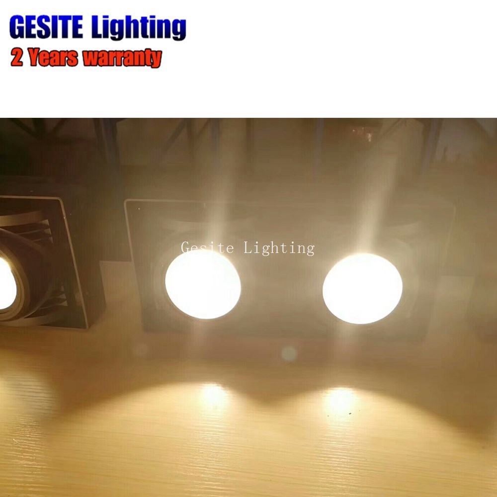 2x100W waterproof led Warm white 2in1 stage COB blinder 2x100W waterproof led Warm white 2in1 stage COB blinder