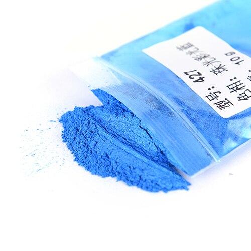 10g Natural Mineral Mica Powder DIY For Soap Dye Soap Colorant Makeup Eyeshadow Soap Powder Skin Care