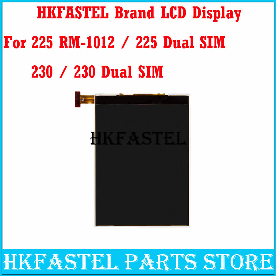 HKFASTEL highquality <font><b>LCD</b></font> Screen Digitizer Display For <font><b>Nokia</b></font> 225 RM-1012 / 225 <font><b>230</b></font> Dual SIM Repair Replacement + tools image