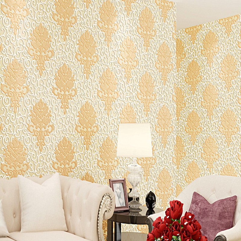Free Shipping European 3D fabric wallpaper bedroom living room background wall paper home decoration wallpaper free shipping pine forest 3d landscape background wall living room bathroom bedroom home decoration wallpaper mural