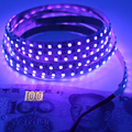 UV Ultraviolet 395-405nm Led Strip black Light DC12V 3528 SMD 120leds/m Purple ip20/ip65 Waterproof LED Tap Ribbon String lamp