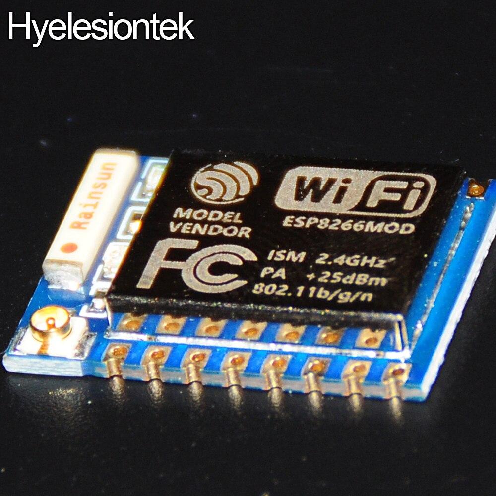 ESP8266 Wifi Module ESP-07 For Arduino Remote Wifi Serial Port ESP8266 WIFI Transceiver Wireless Esp-07 AP+STA WiFi Board Panel