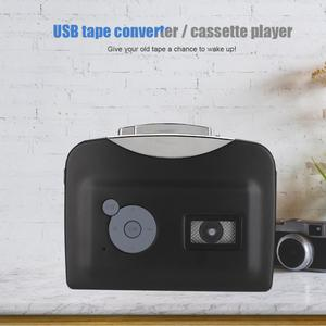 Image 2 - USB Cassette Signal Converter Tape to MP3 Recordings Music Converter Cassette Player Converter
