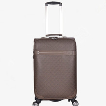 """BOLO BRAVE 20 """"24"""" inch wheel suitcase bag, PU Commerce trolley, healthy environmentally luggage bags, men computer password box"""