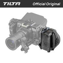 TILTA bmpcc kamera käfig zubehör TA SFH MHC2 G seite fokus griff mit R/S für SONY F970 Batterie Samsung T5 SSD karte halter
