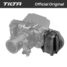 TILTA bmpcc kamera kafes aksesuarları TA SFH MHC2 G yan odak kolu R/S SONY F970 pil Samsung T5 SSD kart tutucu