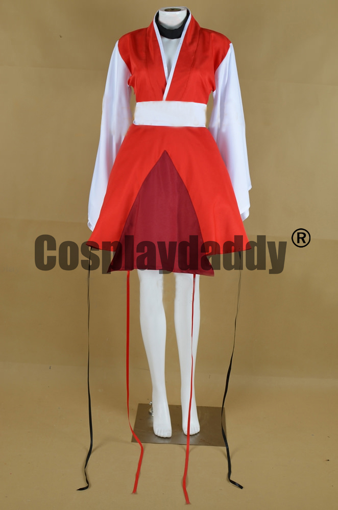 Touhou Project Highly Responsive to Prayers Astral Knight Yaksha Konngara Dress Cosplay Costume F006