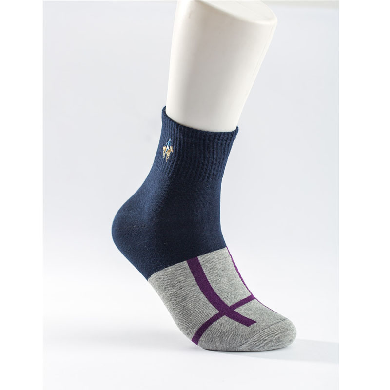 Hot seller New PLER Polo crew Socks Men autumn and Winter Mens Socks Pure cotton Socks Brand Mens Socks