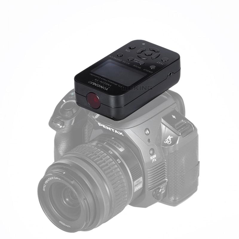 ФОТО Yongnuo YN-622N-TX i-TTL LCD wireless flash controller trigger transmitter YN-622 For Nikon DSLR D90  D80  D5200  D5100