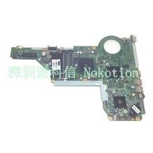 NOKOTION 720692-501 720692-001 Laptop Płyta Główna Do HP Pavilion 15-E 17-E DA0R75MB6C0 Socket fs1 Płyty Głównej DDR3 1 GB Karta Graficzna