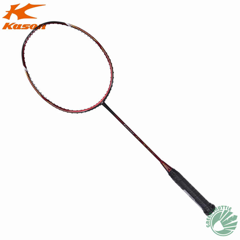 Genuine 2019 New Kason Badminton Racket High Quality C7-pt F9 All-Carbon For Double Men And Women Badminton Raquete