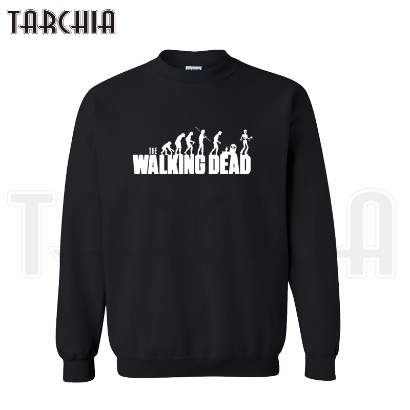 the walking dead logo sweatshirt bestseries shop. Black Bedroom Furniture Sets. Home Design Ideas